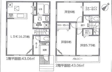 リナージュ駿河区栗原19-1期 新築住宅