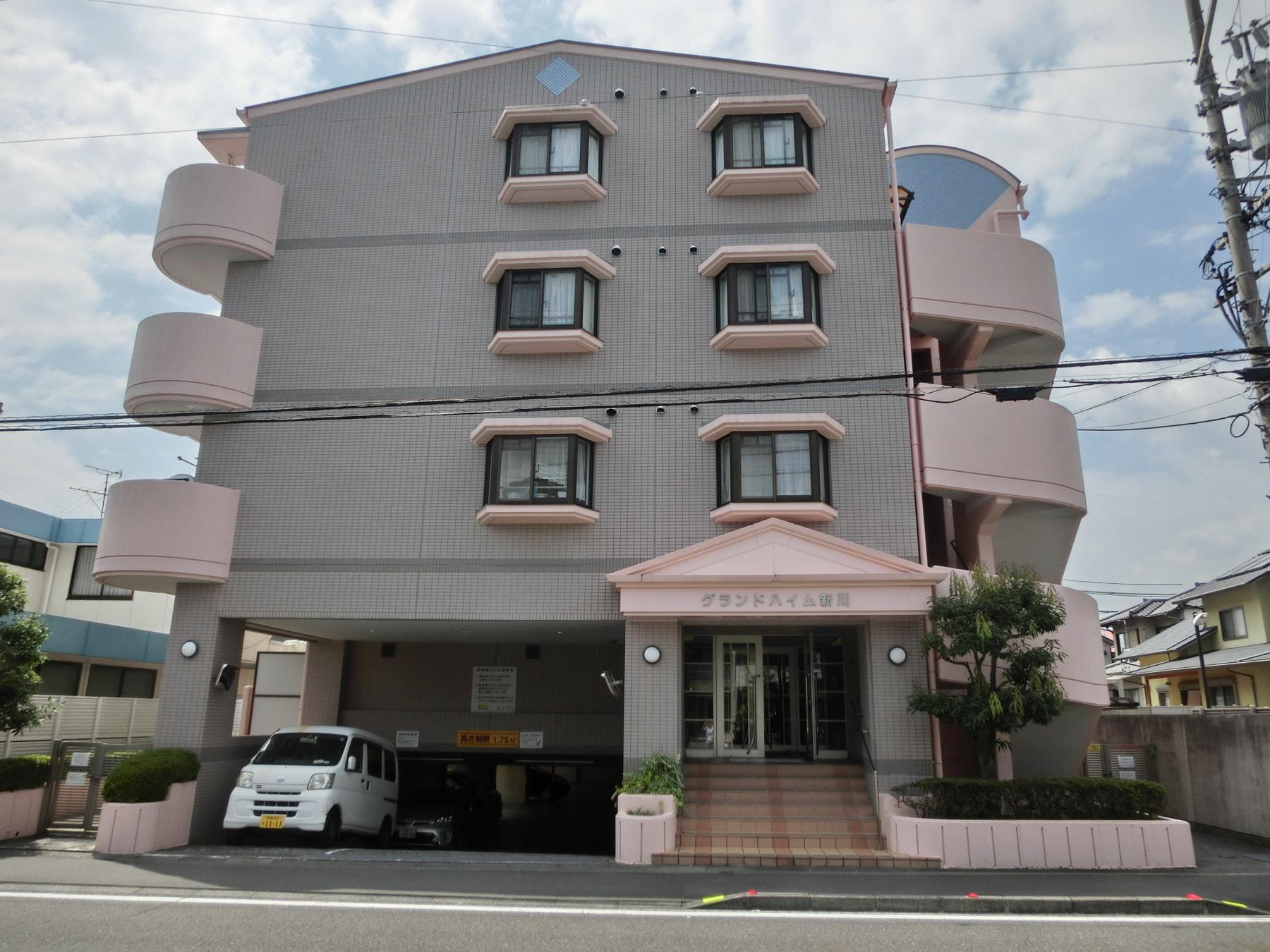 グランドハイム新川【リフォーム済】